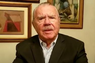 """""""Durante 50 anos, Mário Petrelli trabalhou pelo Brasil"""", José Sarney lamenta a morte do fundador do Grupo RIC"""