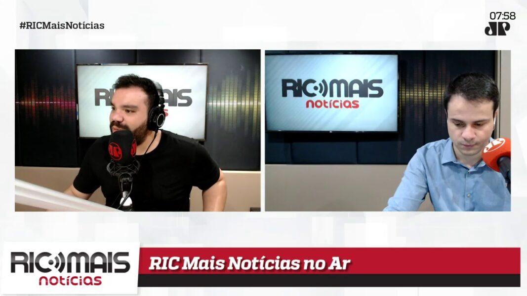 RIC Mais Notícias Ao Vivo | Assista à íntegra de hoje – 31/01/2020