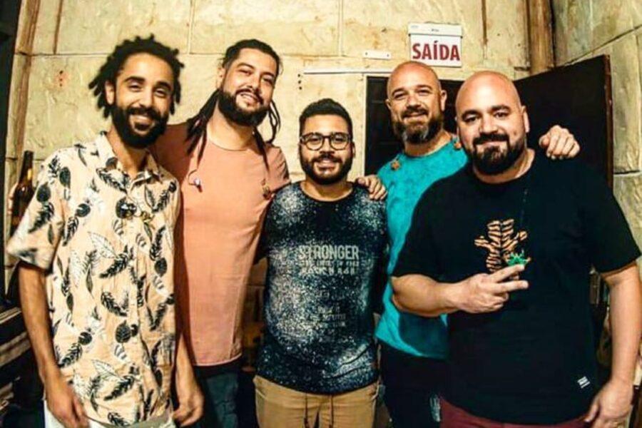 Live Maneva: veja o show virtual da banda de reggae pelo youtube