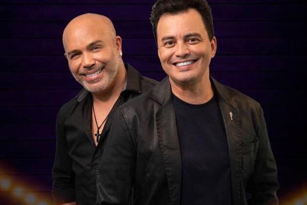 Live Rick & Renner: veja ao show ao vivo dos sertanejos