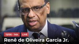 AO VIVO: RIC Mais recebe Renê de Oliveira Garcia Junior, em live exclusiva com Sandra Comodaro e Marc Sousa