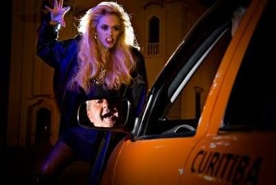 Lenda da loira fantasma chega ao mundo virtual em Curitiba