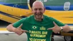 Dono da Havan é internado com Covid-19 em São Paulo