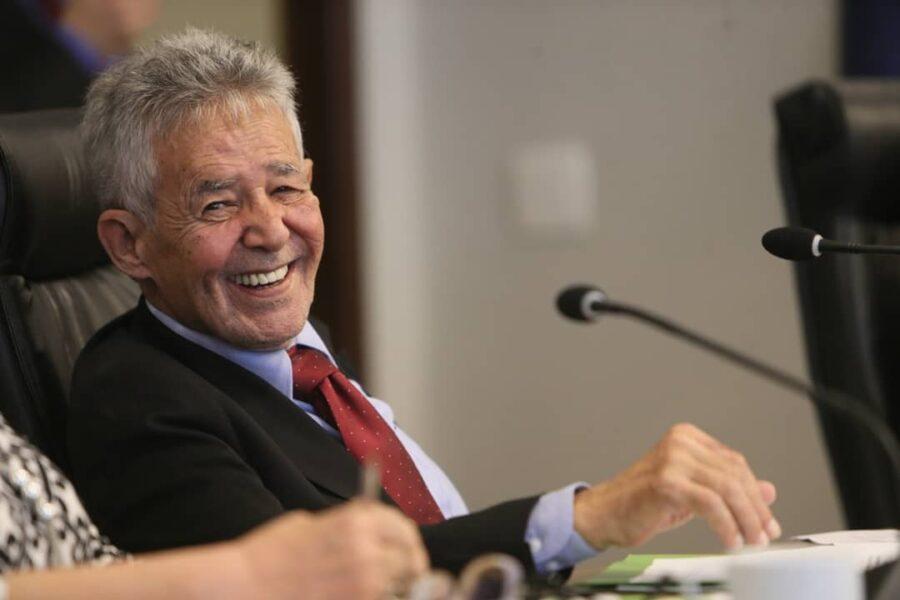 Deputado Luiz Carlos Martins sobre salário de R$ 25 mil 'Não paga metade de um carro popular'