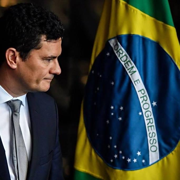 Manifestação Sergio Moro