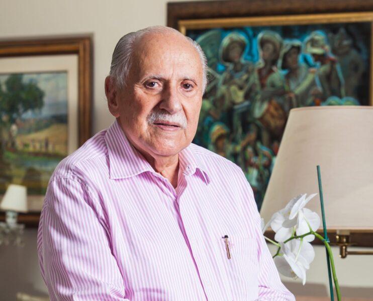 """""""Doutor Mário"""" é lembrado como pai e avô amoroso, conselheiro político e homem de bem"""
