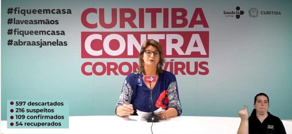 Não há subnotificação em Curitiba, diz Secretaria de Saúde