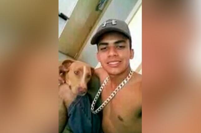 Suspeito de matar jovem que atropelou seu cachorro é preso