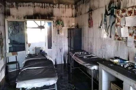 Maternidade pega fogo e mata oito recém-nascidos
