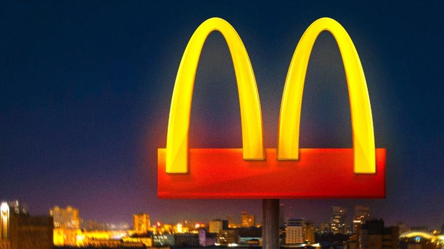 McDonald's vai fechar em todo o país e muda seu 'M' por conscientização pelo coronavírus