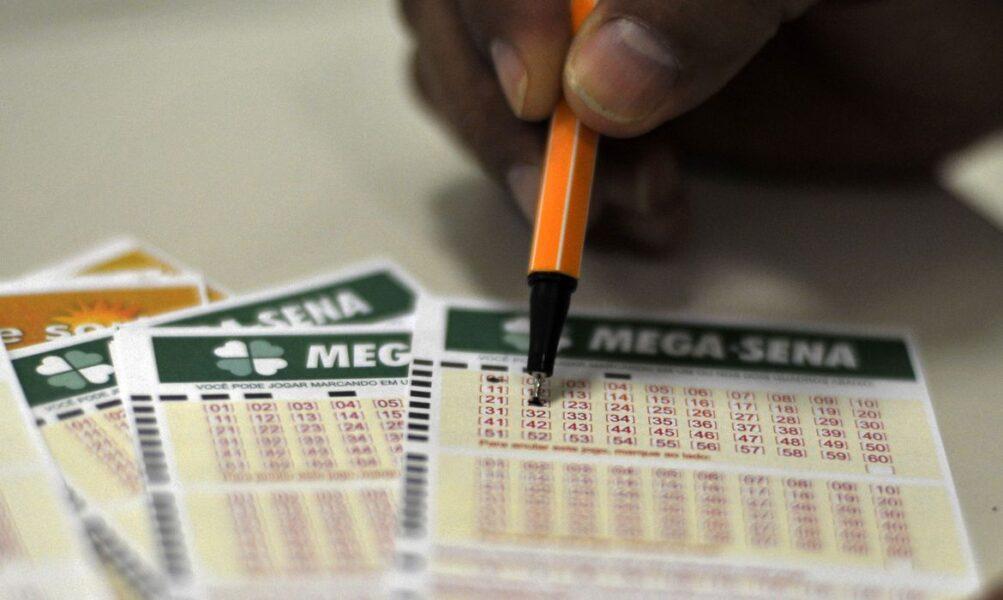 Mega-Sena concurso 2264 sorteia R$ 5,5 milhões; faça a sua aposta!