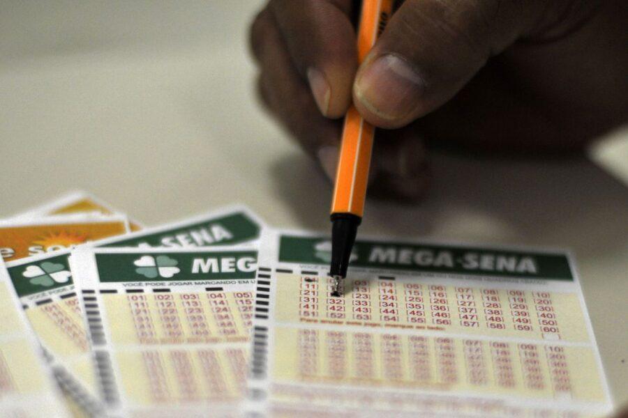 Resultado Mega Sena 2369; confira os números sorteados nesta quinta (6)