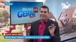Balanço Geral Londrina Ao Vivo |  Assista à íntegra de hoje –  29/05/2020