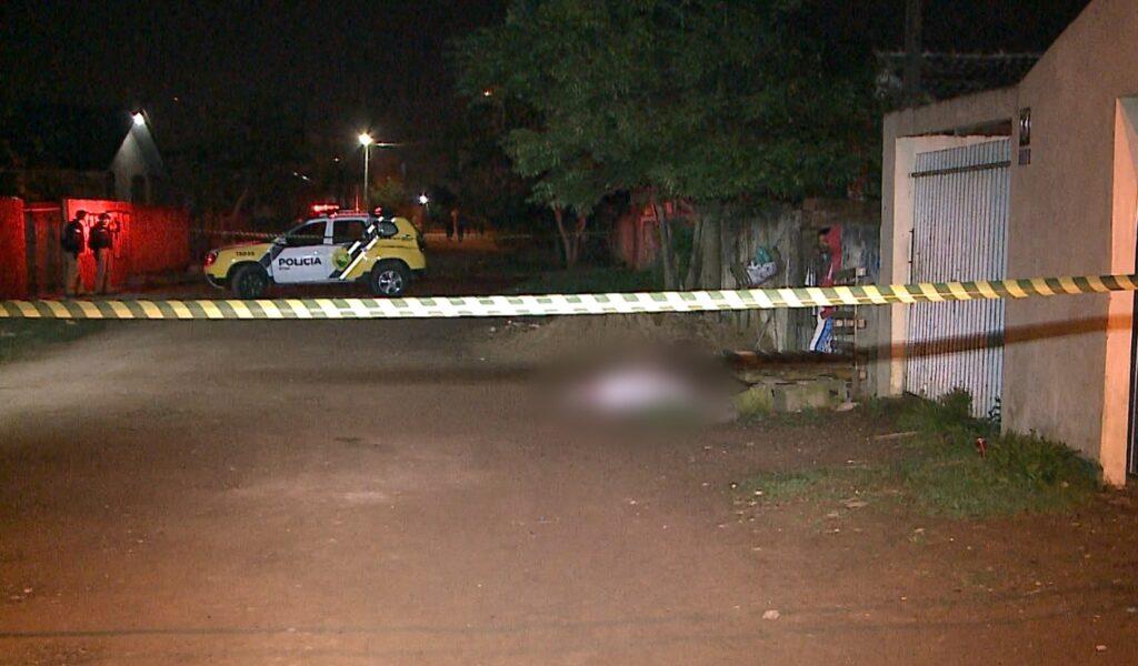 Jovem é assassinado a tiros minutos antes de completar 21 anos, em Piraquara