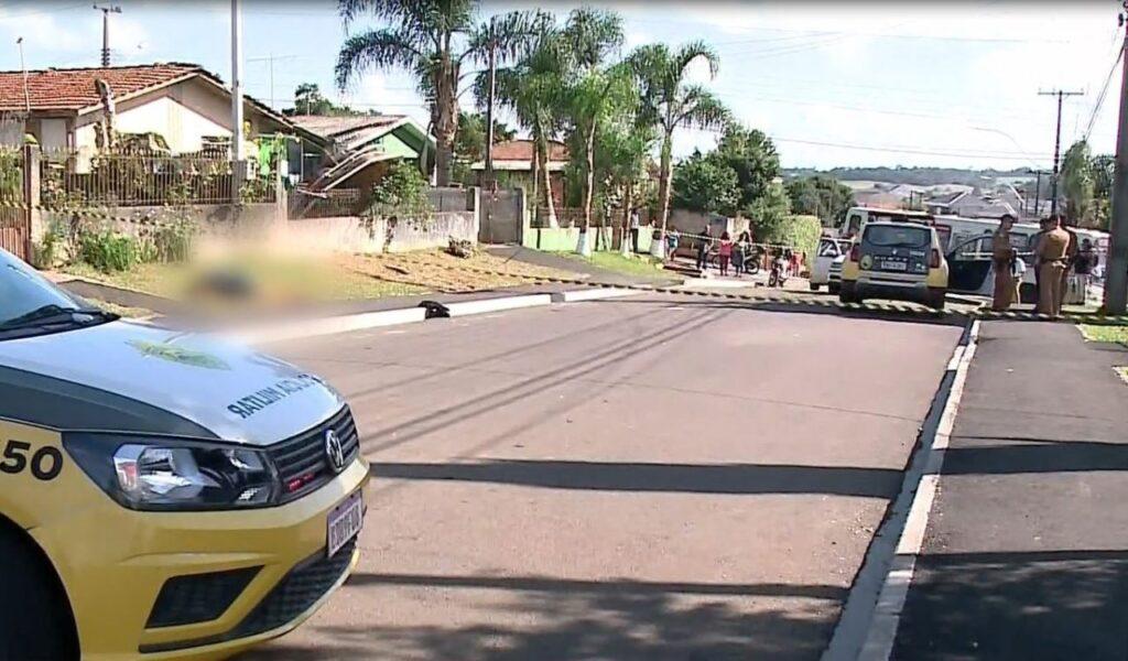 Após cumprir sete anos de prisão, homem é morto na volta para casa em Piraquara