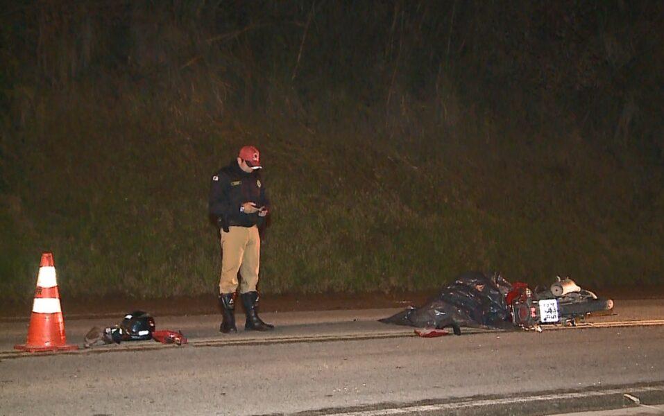 Motociclista é encontrado morto na rodovia PR-092