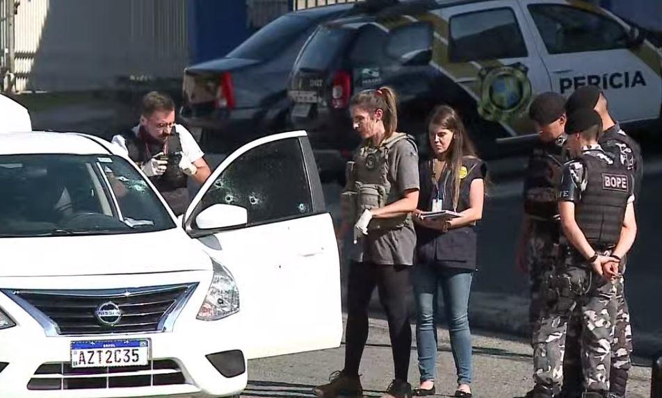 Após briga de trânsito, suspeito morre em confronto com a Rone no Pinheirinho, em Curitiba