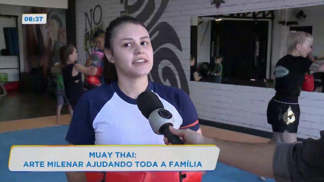 Muay Thai: Defesa pessoal para a família