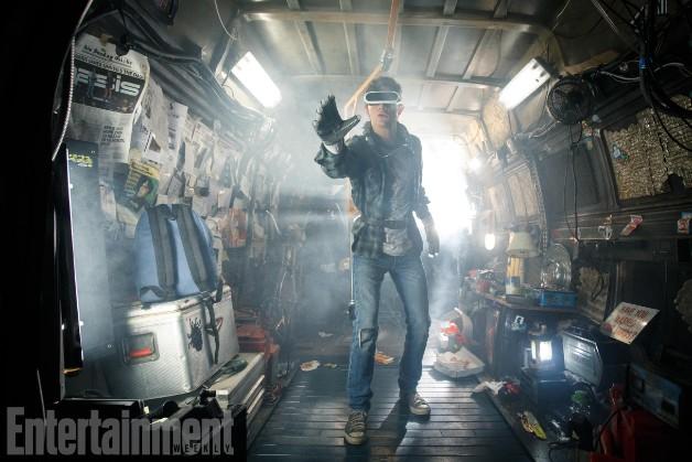 Jogador Nº 1 – Tye Sheridan é destaque em primeira imagem oficial do filme