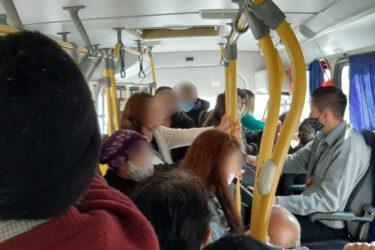 Vereador questiona estudo da prefeitura sobre ônibus serem seguros na pandemia