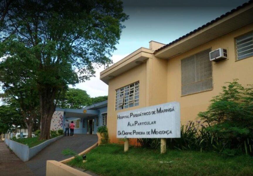 Sete pacientes e 17 funcionários do Hospital Psiquiátrico de Maringá estão com Covid-19