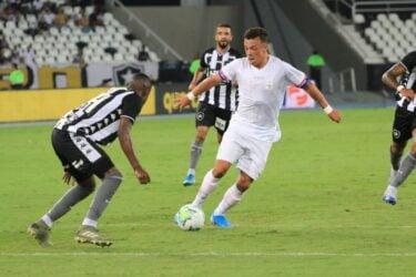 Copa do Brasil: Paraná perde no Rio, decisão será em Curitiba