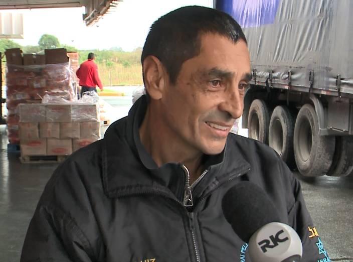 Paranaense viaja até Roraima de caminhão para ajudar refugiados