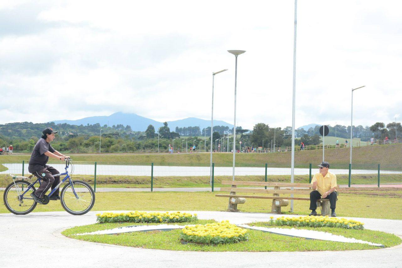 parque das aguas postes