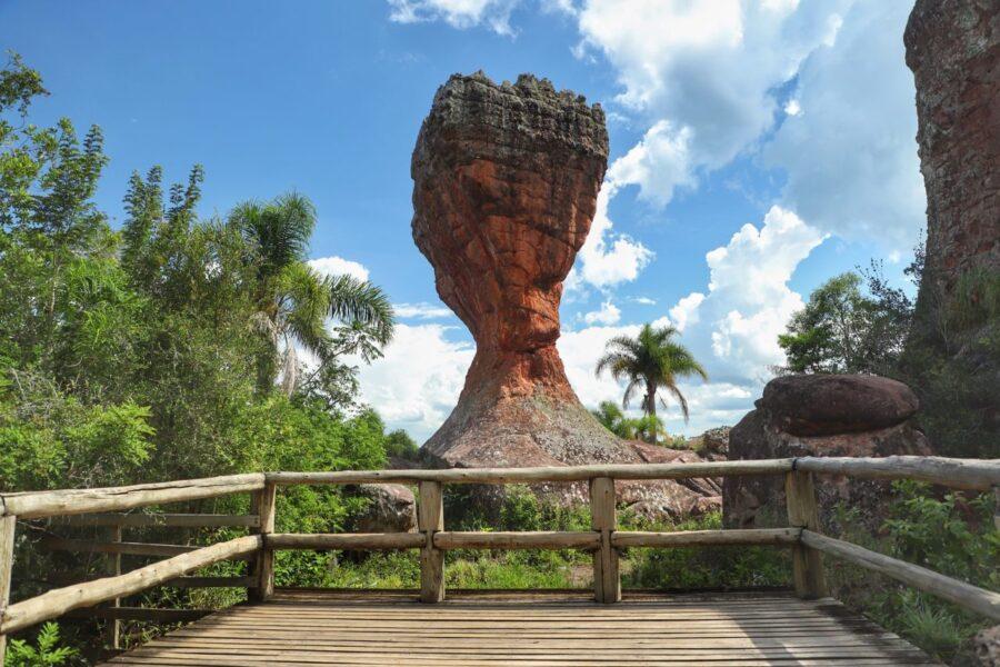 Parque Vila Velha tem horários especiais durante o Carnaval 2020