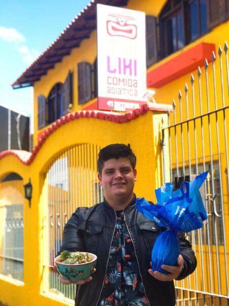 Páscoa solidária em Curitiba: restaurante troca ovo de páscoa por prato de pad thai