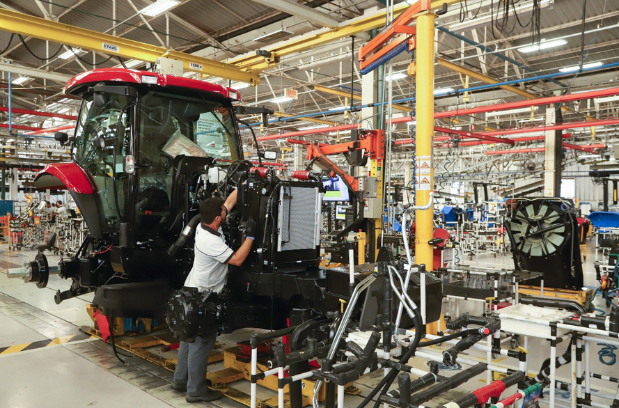 PIB do Paraná cresce 1,05% no segundo trimestre, o dobro do Brasil