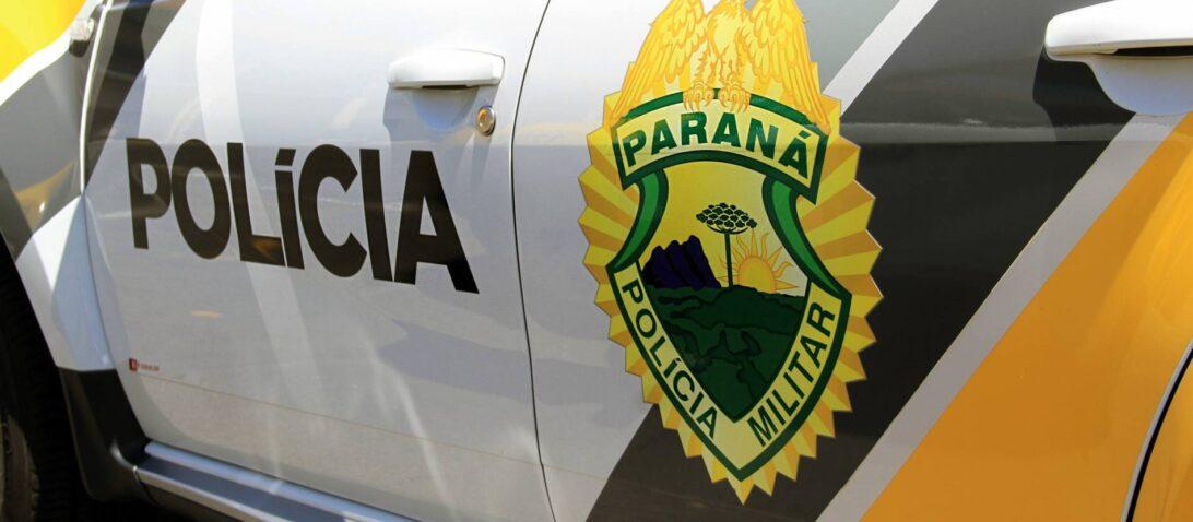 Com filha de três anos no colo, pai é executado em Foz do Iguaçu