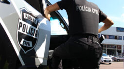 Polícia prende suspeito de atropelar, espancar e roubar mulher no interior do Paraná