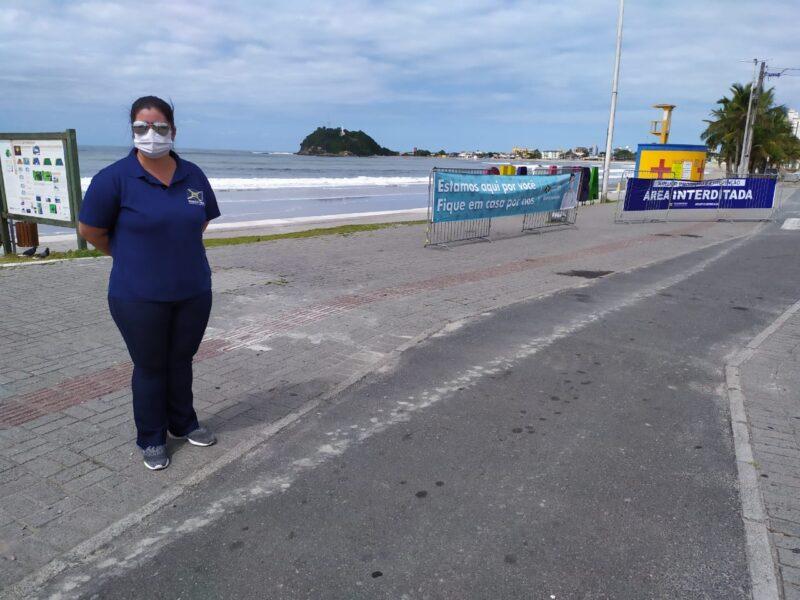Justiça suspende decisão liminar e praias de Guaratuba voltam a ser fechadas