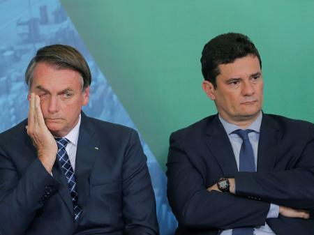 STF abre investigação contra Bolsonaro para apurar denúncias de Moro