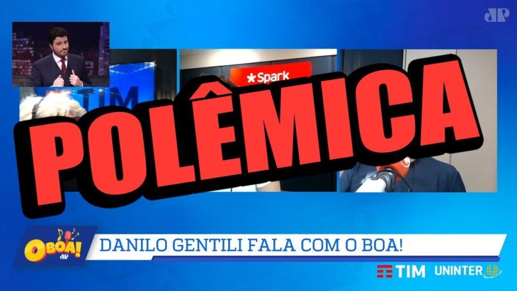 #DaniloLivre Danilo Gentili é condenado!!! Entrevista exclusiva para a Jovem Pan