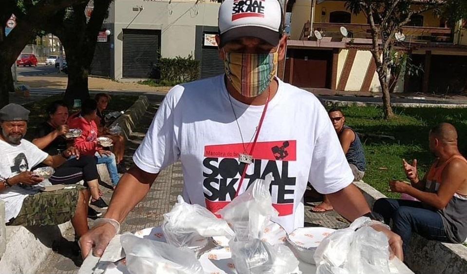 Rede Esporte pela Mudança Social presta ajuda humanitária em meio à pandemia