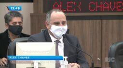 Vereadores trocam acusações durante discussão da CPI