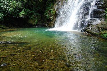 Cachoeira secreta terá visita guiada pela primeira vez neste final de semana, em Guaraqueçaba