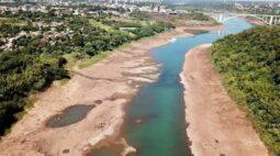 Economize água: Paraná enfrenta uma das piores estiagens dos últimos anos