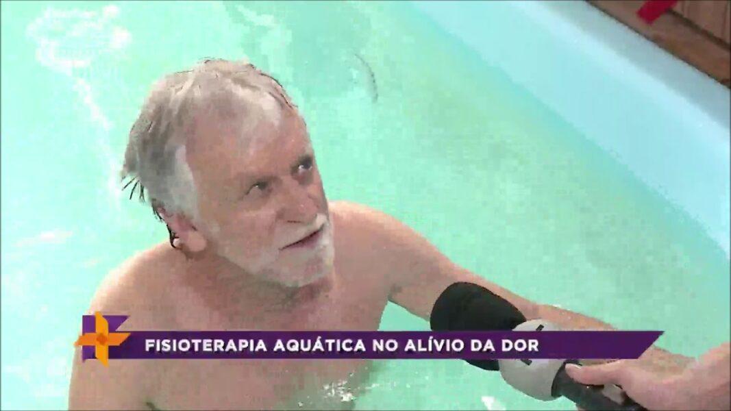 Fisioterapia aquática no alívio da dor