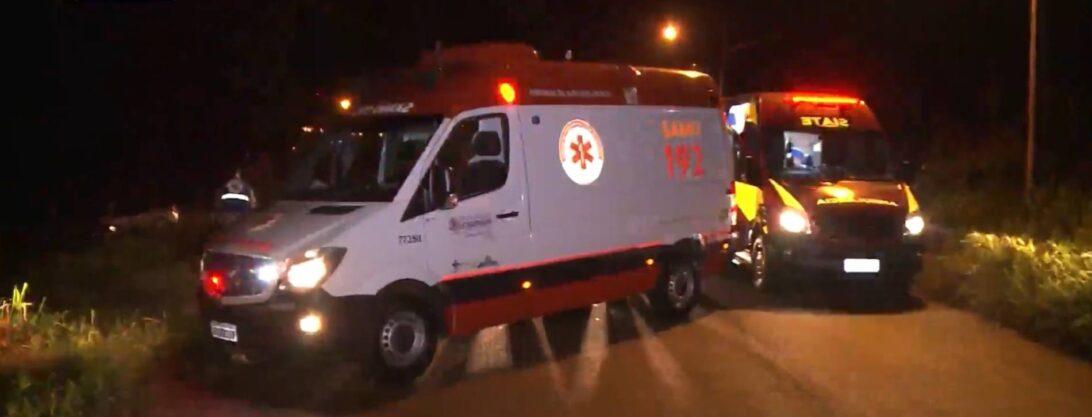 Idoso é atropelado e morre enquanto caminhava pela PR-444, em Arapongas (PR)