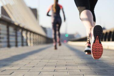 Você corre ou sai correndo?