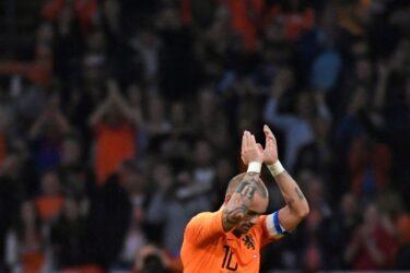 Após Robben e Van Persie, Wesley Sneijder anuncia aposentadoria do futebol