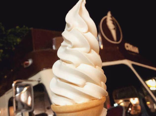 sorvete de graça