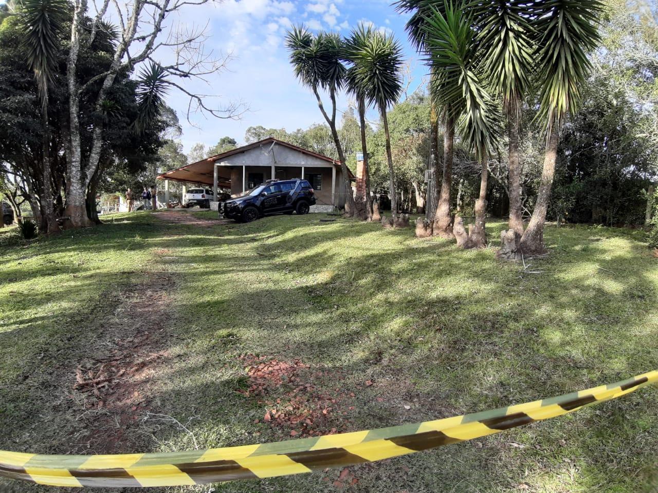 Suspeitos mortos Piraquara