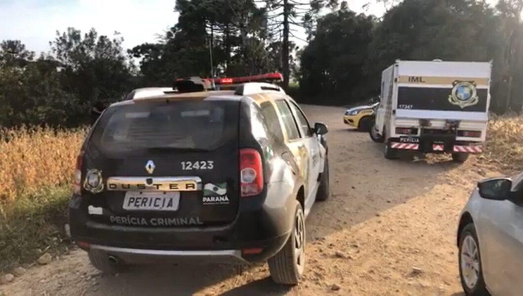 Motorista de aplicativo é morto com golpe no pescoço em Campo Largo e carro é achado em Curitiba