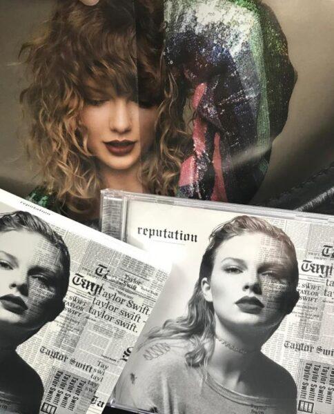 Novo álbum de Taylor Swift ganha data de lançamento no Brasil