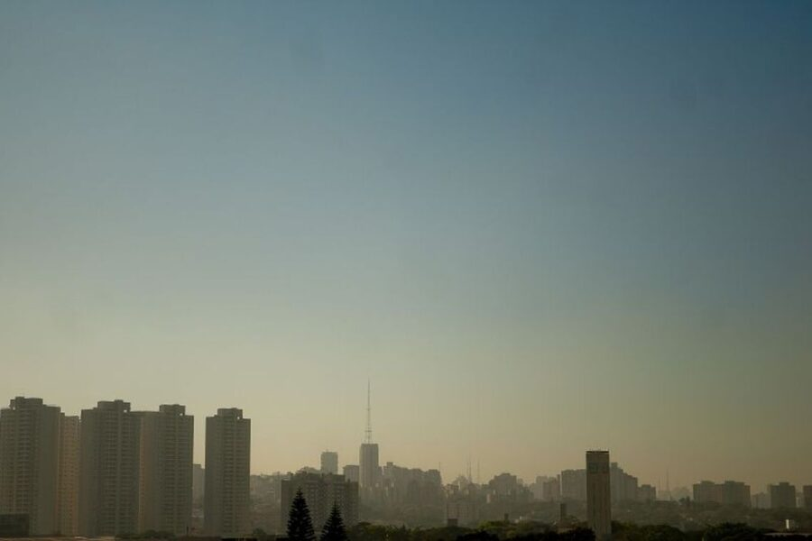 Temperatura do planeta pode subir 3,4°C até 2100