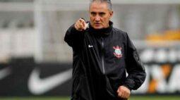 Primeiro jogo de Tite como técnico do Corinthians completa 16 anos
